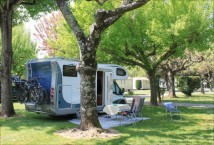 Camping L'Ardéchois the one of the leading camping EU catalog good place to try canoeing