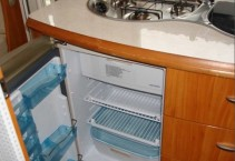 Fridge Thetford Deluxe 115l.