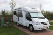 Suedsee camping parking